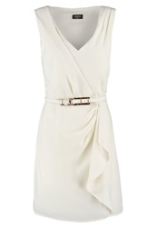 Oasis Cocktail Dress Party Dress Ivory Off White