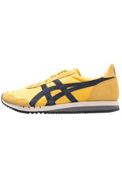 Onitsuka Tiger By Asics Onitsuka Tiger Dualio Trainers Taichi Yellow Indian Ink
