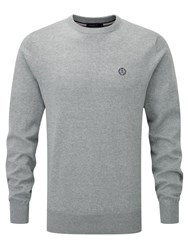 Henri Lloyd Crew Neck Sweater Grey