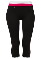 Gore Running Wear Sunlight 3.0 Tights Black White