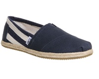 Toms University Espadrilles Blue