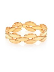 Roberto Coin Retro 18K Gold Narrow Bracelet