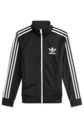 Adidas Originals Zipped Jacket With Cotton Multicolor