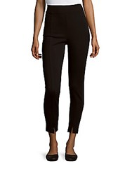 1.State Cropped Skinny Pants Rich Black