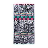 Desigual B And W Luxury Jacquard Towel Hand