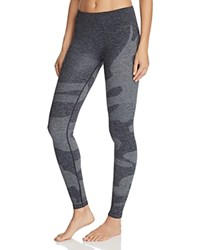 Hpe Camo Freshfit Compression Leggings Dark Grey