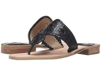 Jack Rogers Tyler Black Women's Sandals