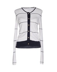 Who S Who Knitwear Cardigans Women White