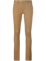 Polo Ralph Lauren Skinny Trousers Nude And Neutrals
