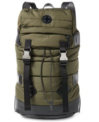 Polo Ralph Lauren Men's Alpine Quilted Backpack Green