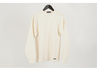 Red Wing Shoes Armor Lux Fouesnant Button Sweater Natural