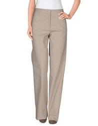 Mp Massimo Piombo Casual Pants Beige