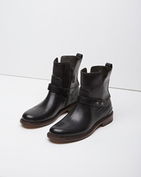 Rag And Bone Ashford Motorcycle Boot Black