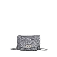 Zadig And Voltaire Xs Skinny Love Glitter Bag