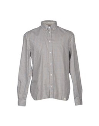 Galliano Shirts Khaki