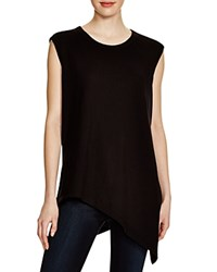 Wilt Slant Shift Tunic Black