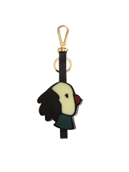 Marni Clown Face Bag Charm