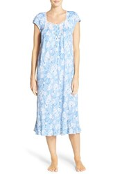 Eileen West Women's Floral Modal Ballet Nightgown