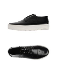 F Troupe Footwear Lace Up Shoes Women Black