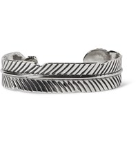 Peyote Bird Joe Eby Silver Cuff Silver