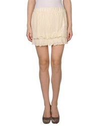 Pf Paola Frani Skirts Mini Skirts Women