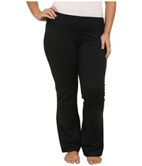 Columbia Plus Size Luminescence Boot Cut Pants Black Women's Casual Pants