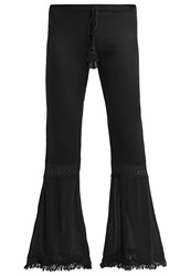 Band Of Gypsies Trousers Black
