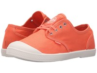 Palladium Pallacitee To Emberglow Marshmallow Women's Lace Up Casual Shoes Orange