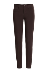 Ralph Lauren Black Label Stretch Skinny Pants Brown