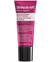 Strivectin Ar Night Treatment Beauty To Go 0.25 Oz