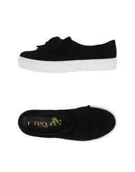 F Troupe Footwear Low Tops And Trainers Women Black