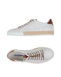 Napapijri Footwear Low Tops And Trainers Men White