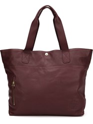 Herschel Supply Co. Large Tote Red