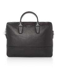 Hugo Boss Element Document Bag Black