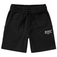 Off White Short Black