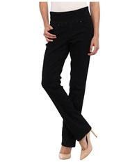 Jag Jeans Petite Paley Pull On Boot In Black Void Black Void Women's Jeans