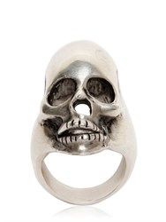 Saint Laurent Skull Ring