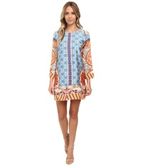 Kas Sharis Printed Tunic Dress Multi Women's Dress