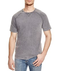 Ugg Roy Short Sleeve Crewneck Sweatshirt Asphalt