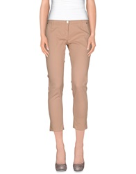 Annarita N. Denim Pants Sand