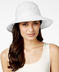 Nine West Braided Sheer Cloche