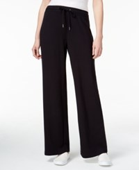 Styleandco. Style Co. Ultra Soft Sweatpants Only At Macy's Deep Black