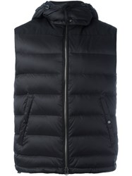 Burberry Padded Gilet Black
