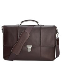 Cole Haan Men's Mckinney Briefcase Brown