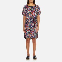 Paul Smith Ps By Women's Spot Paul's Photo Printed Dress Multi