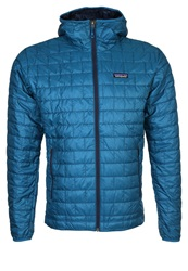 Patagonia Nano Puff Outdoor Jacket Underwater Blue Petrol