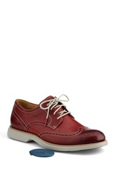 Sperry Gold Cup Bellingham Wingtip Oxford Red