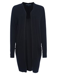 French Connection Oversize Cardigan Black