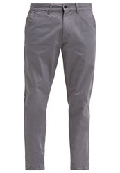 Burton Menswear London Chinos Charcoal Dark Gray