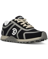 Ccilu Women's Flash Casual Sneakers From Finish Line Black Grey White Hemp